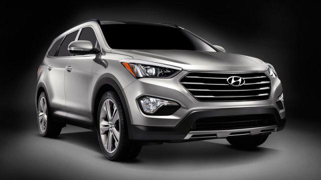 U S News And World Report Honors Santa Fe With Best 3 Row Midsize Suv Hyundai Santa Fe Luxury Suv Hyundai