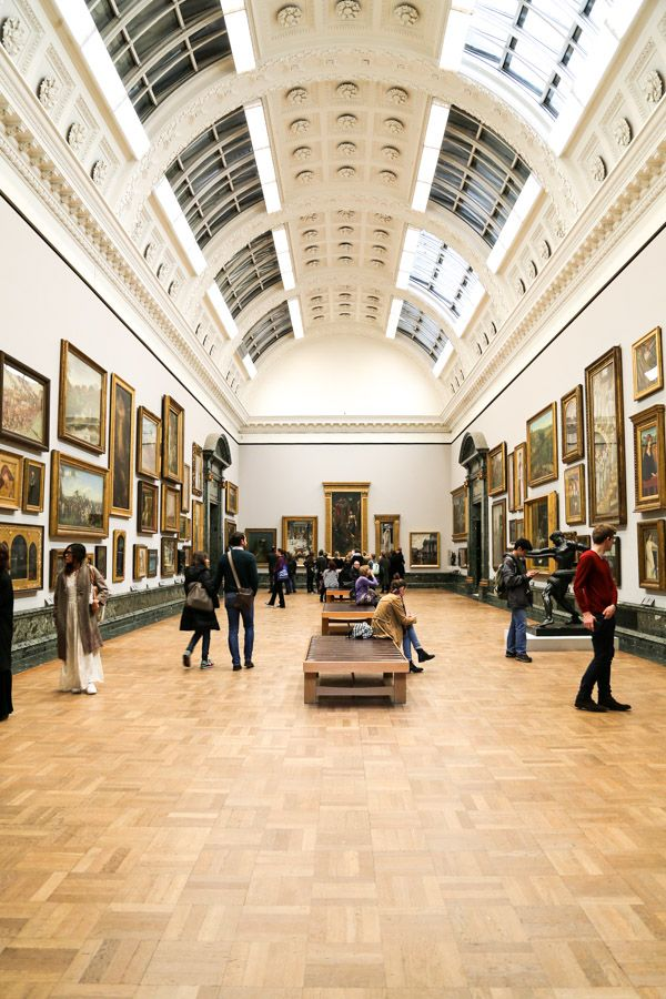 Tate Britain Or Tate Modern Which Should You Visit Modern Art London Tate Modern London Tate Britain