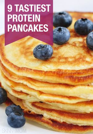 A great way to start the day! Pancakes!
