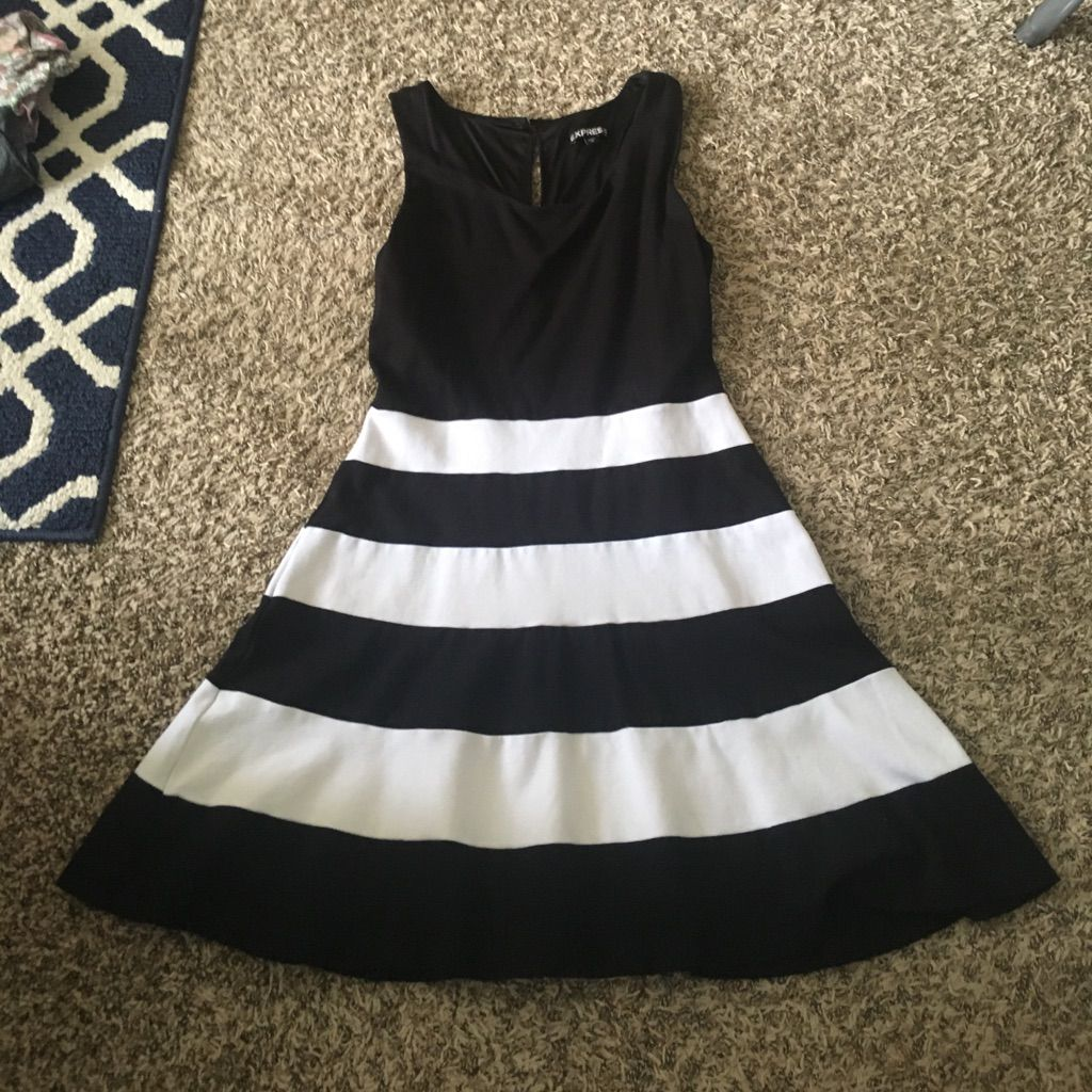 Express Dress (Lowest Price!!!)