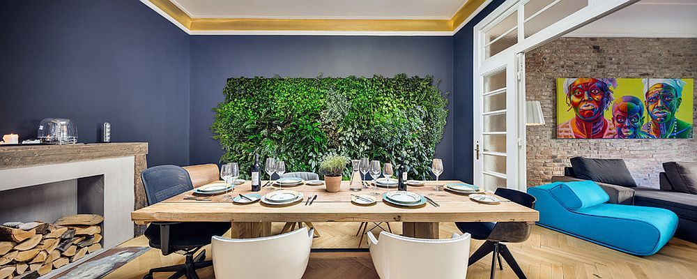 Merveilleux Visual Feast: 25 Eclectic Dining Rooms Drenched In Colorful Brilliance!