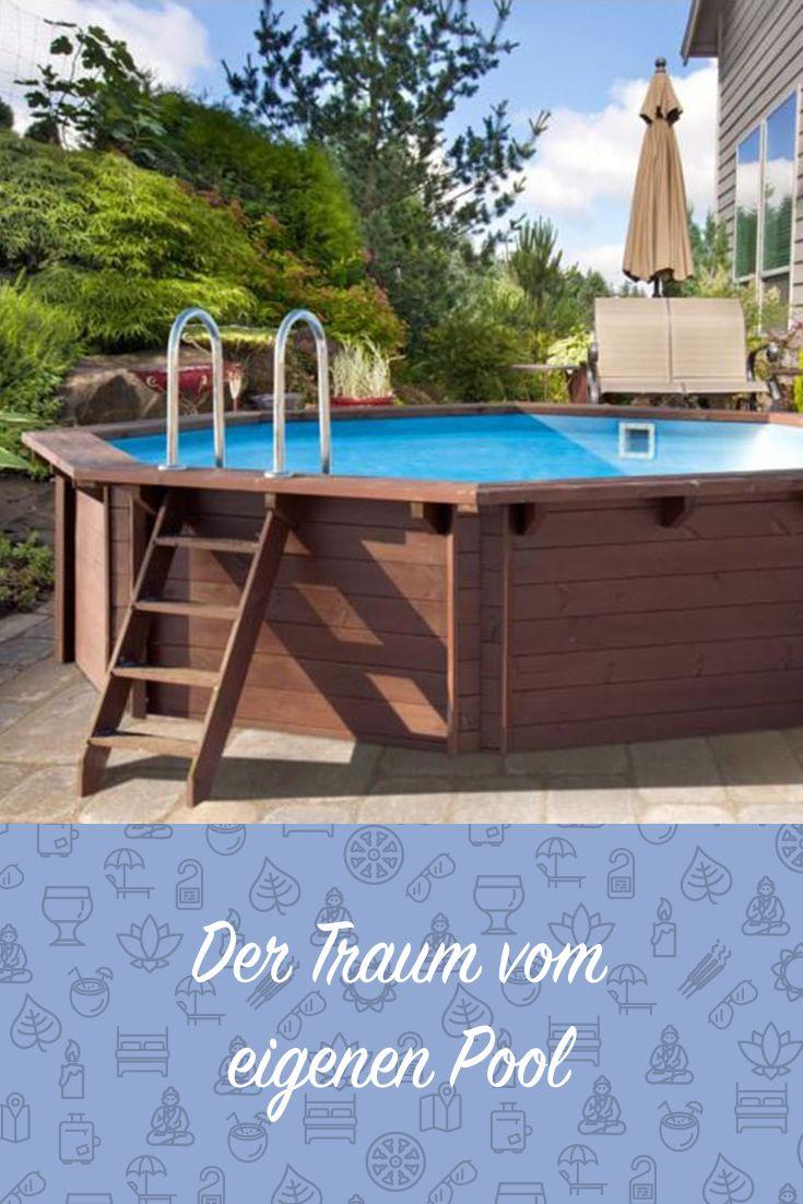 ein traum für jeden garten: ein eigener pool! finde jetzt den
