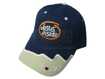 63962785d89 Jesus Inside Ball Cap - 2 colors
