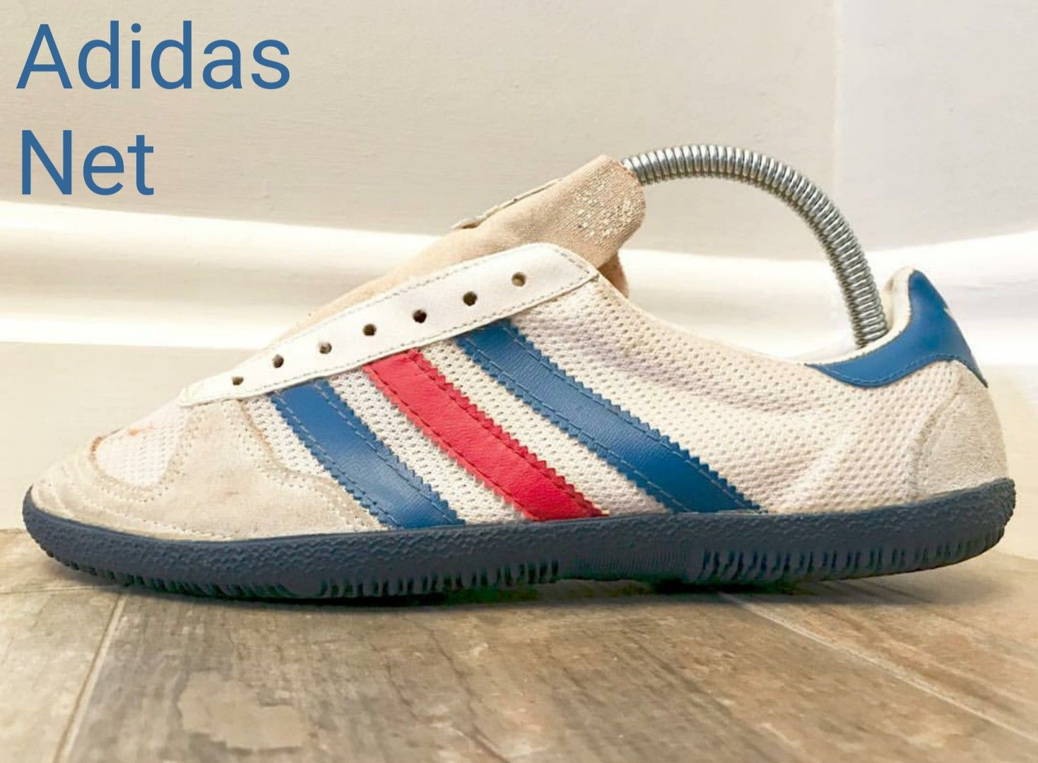 Escuela primaria Paisaje piso  Vintage French made Adidas Net from 1980 - not usually into mesh trainers,  but these vintage bad boys are … | Vintage adidas, Adidas fashion, Adidas  shoes originals