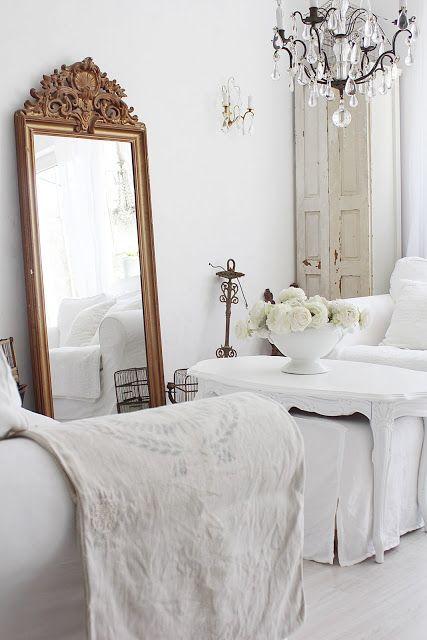 liefde voor brocante - Kamer en bureau | Pinterest - Liefde ...