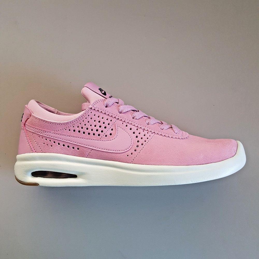 purchase cheap b7c18 131ce New Nike sb air max bruin vapor womens mid skate shoes rare ...