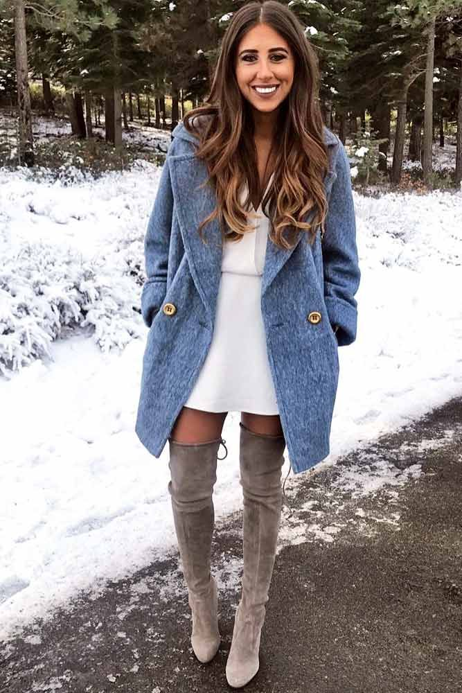 45 Trending Winter Outfits To Copy Right Now