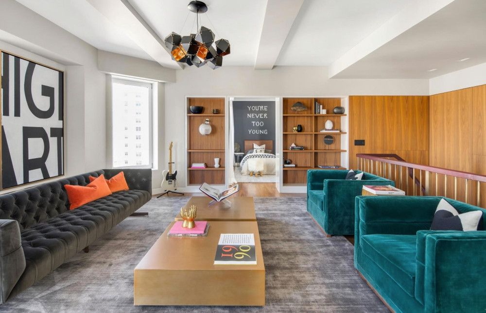 Keith Richards Home In Manhattan Is For Sale Country House Decor Home Decor Luxury Living Room
