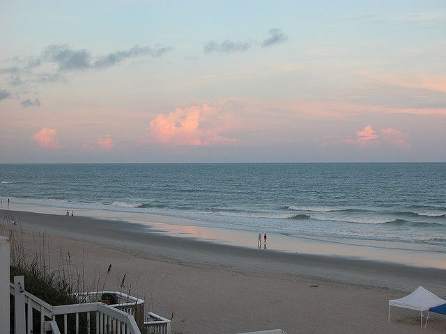 Emerald Isle Beach Nc I Just Want One Or Two Days On The Beach No Mini Golf No Movies No Shopping No Cooking