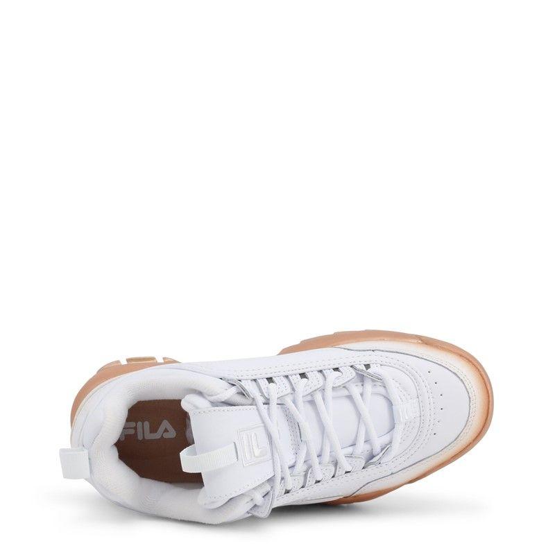 Fila Women Sneakers Disruptor 2 Brights Fade 692 White Size