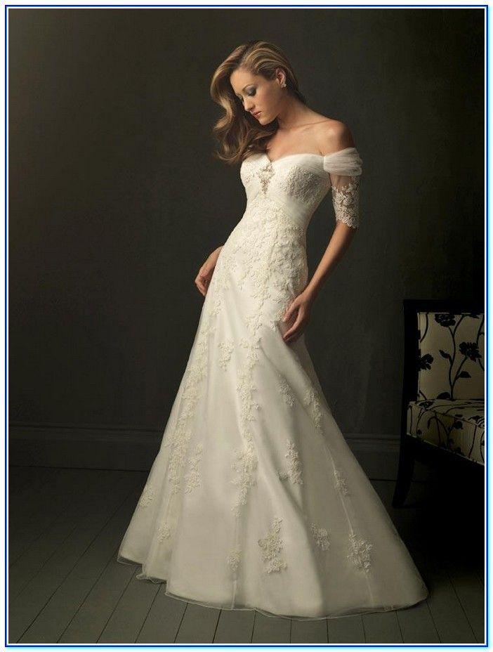 Wedding Dresses For 50 Year Olds: Bridal Dresses For Over 50
