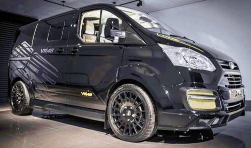 2017 Ford Vr46 Transit Bus Review