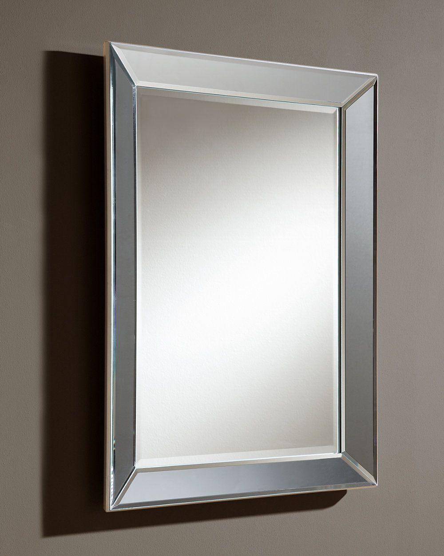 Espejo elisa espejos de cristal modernos espejosmodernos for Marcos de espejos modernos