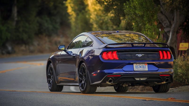 2018 Ford Mustang EcoBoost Review: Magnetic suspension is a must-buy