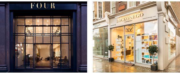 Hairdressers In London Bilder