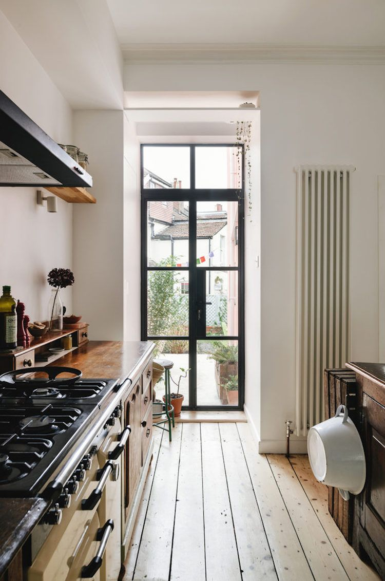 Photo of Victorian Charm Meets Modern Scandinavian Style In A Lovely Bristol Home