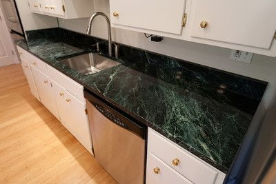 Dark Green Countertops Google Search Green Countertops Green