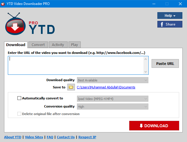 ytd video downloader pro 2018, ytd video downloader pro for