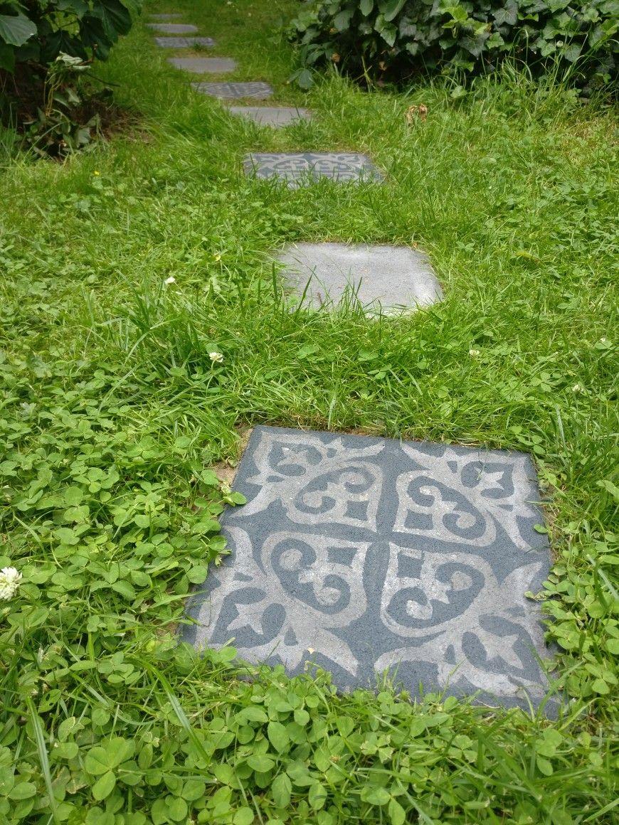 betonplatten verschönern | garten | pinterest | verandas and gardens