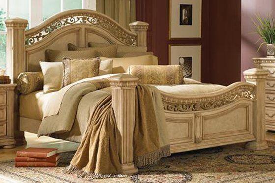 Cordoba Blanco Queen Bed Misc Cool Bedroom Furniture
