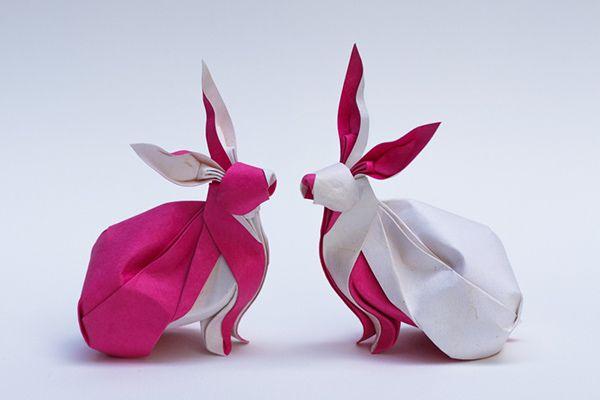 9444662106 E2c47383ec O Beautiful Origami Art By Nguyn Hng Cng