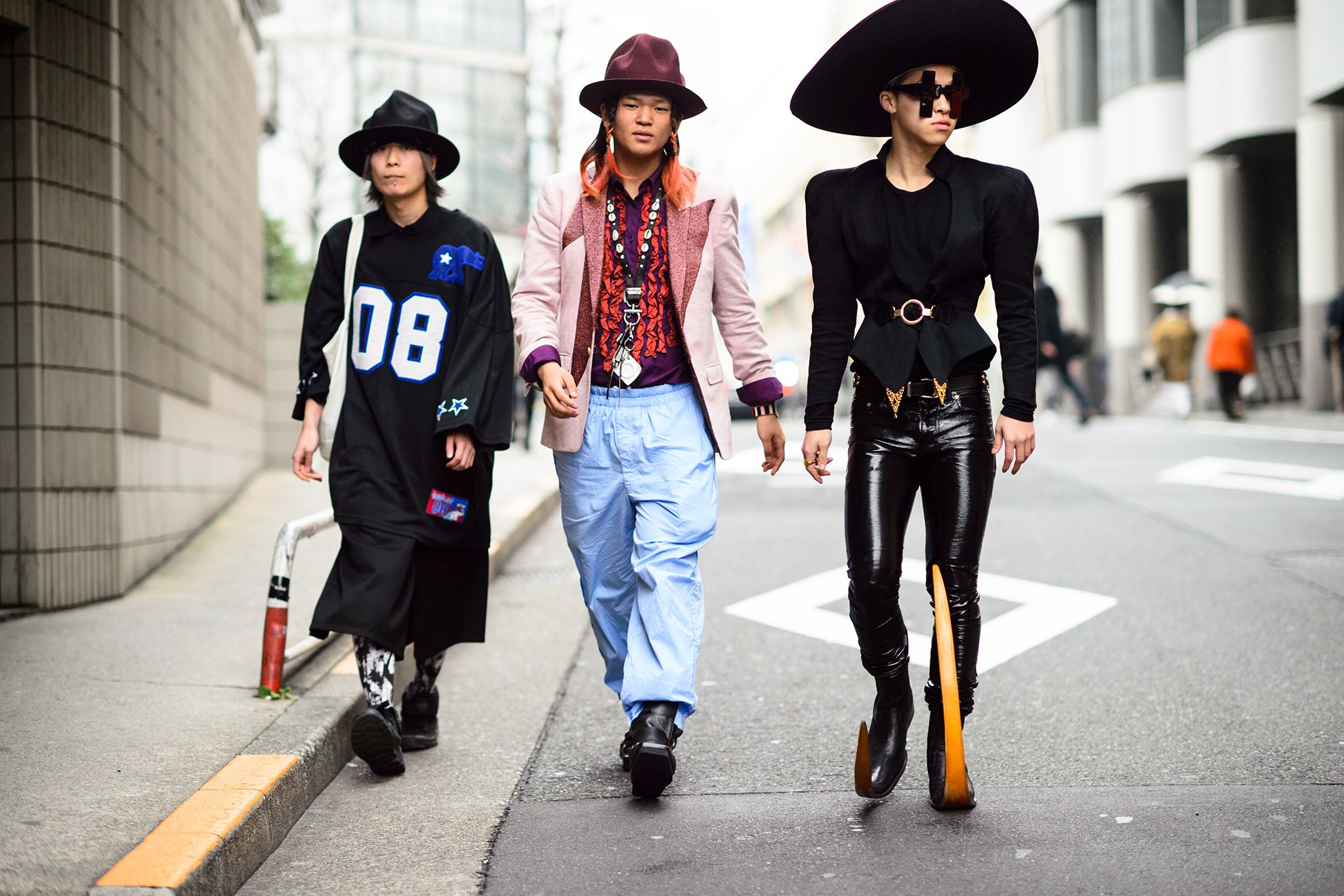 The Best Street Style From Fashion Week Tokyo Gallery