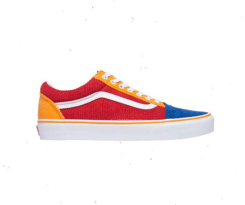 Vans Old Skool Corduroy Multicolor