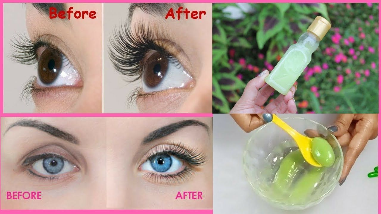 How to Grow Long, Thick Eyelashes and Eyebrows in Just 7 ...