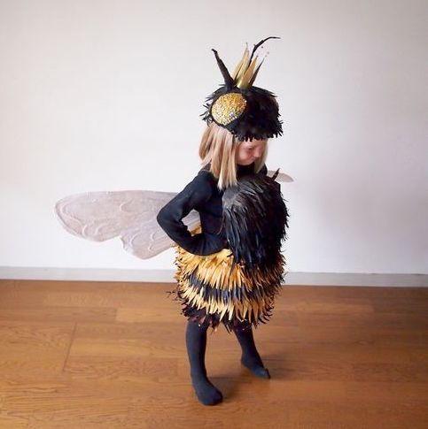 Photo of Make bee costume yourself: DIY & Instructions | maskerix.de