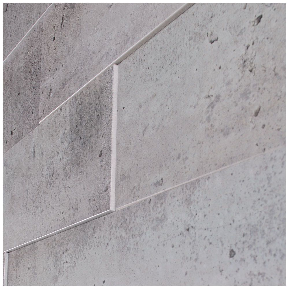 Revetement Mural Decoratif Duo Beton Flooring Deco Cellar