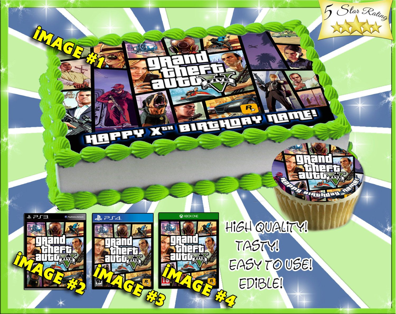 Картинки торта гта