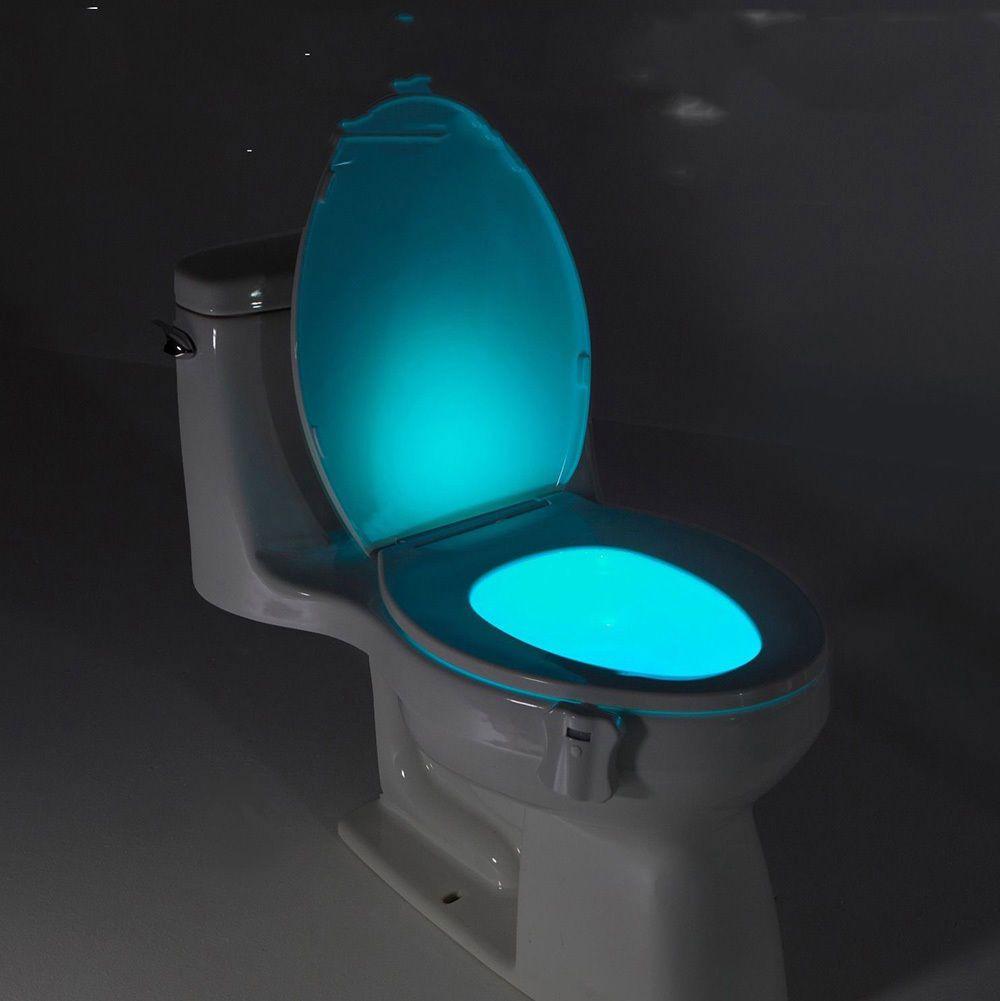 Toilet Bowl Nightlight Bowl Light Night Light Toilet Bowl Light