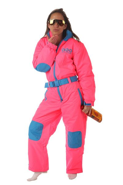 a8f79bf4 Neon 90s Ski Suit Onesie   Get your neon party clothes and all ...