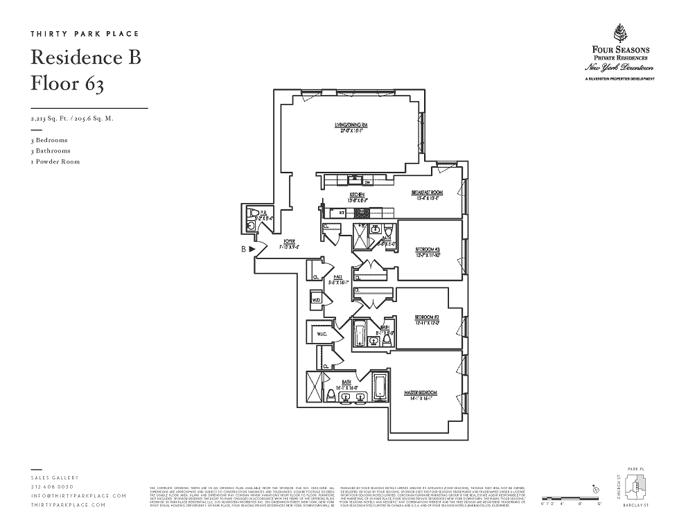Pin By Broadway Realty On I Heart Floorplans Floor Plans Apartment Floor Plans Park