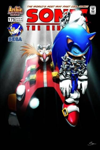 Sonic The Hedgehog 175 Eggman Empire Issue Sonic The Hedgehog Sonic Eggman