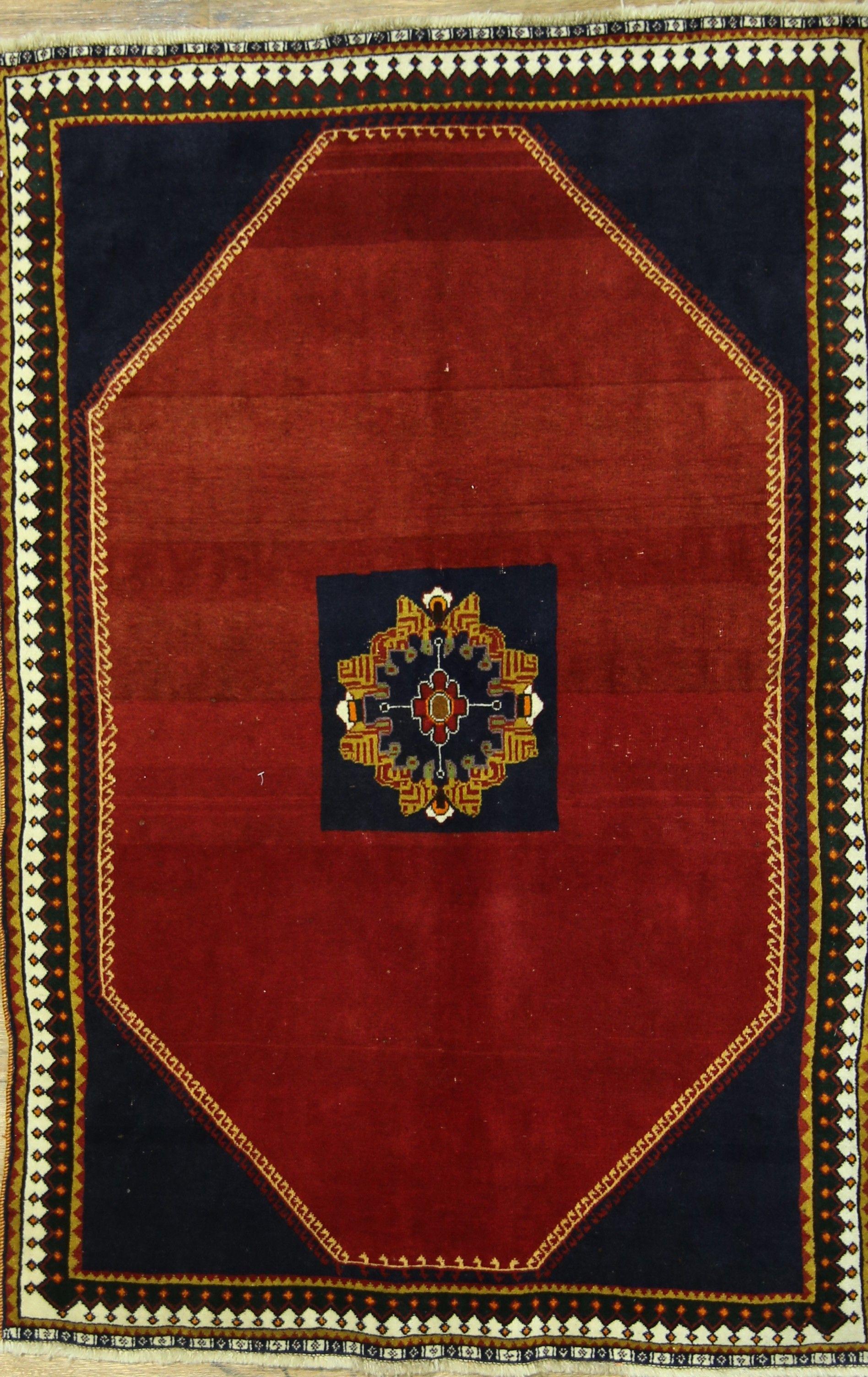 Decor Ghashghaei Persian Rug 6 7 X 4 Tribal Persianrugs