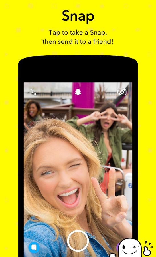 Snapchat 9.43.4.0 APK für Android Kostenloser App