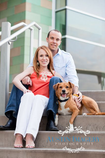 Austin Engagement Session with pets - Austin Imagery Photography, www.austinimagery.com
