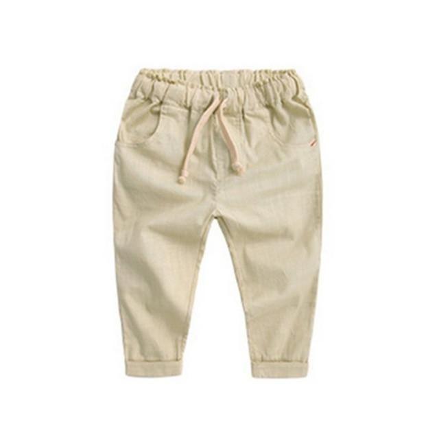 86f17e807187 Tom Casual Loose Long Trousers