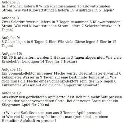 mathe ist einfach dreisatz aufgaben 2 dreisatz pinterest deutsch. Black Bedroom Furniture Sets. Home Design Ideas