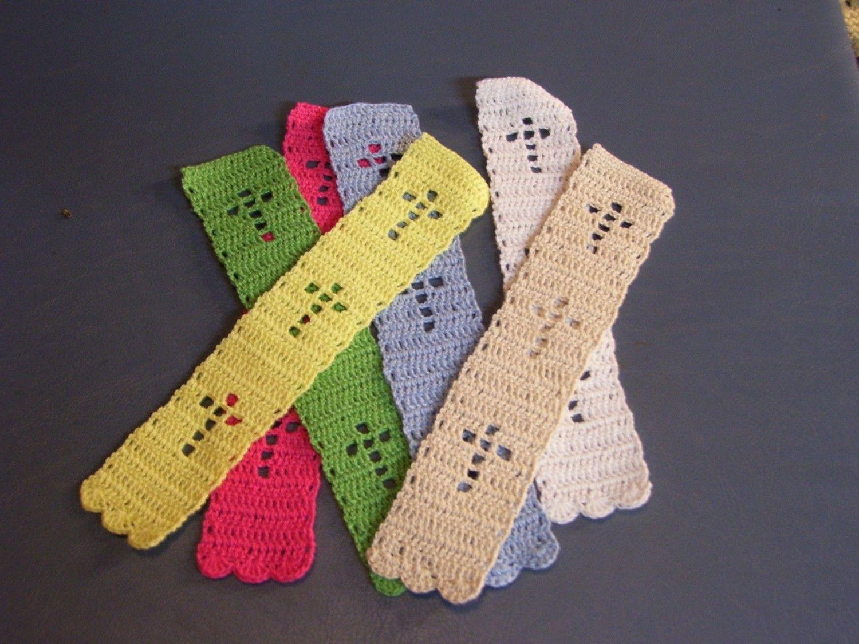 Any Name Crochet Bookmark   Pinterest   gehäkelte Lesezeichen ...