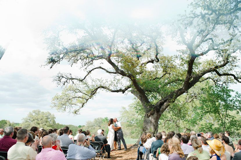 Arboretum Ceremony Lady Bird Johnson Wildflower Center