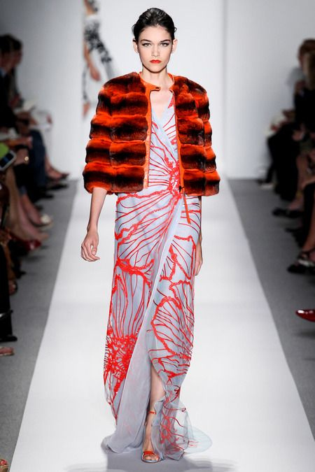 Dennis Basso Spring 2014 Ready-to-Wear Collection