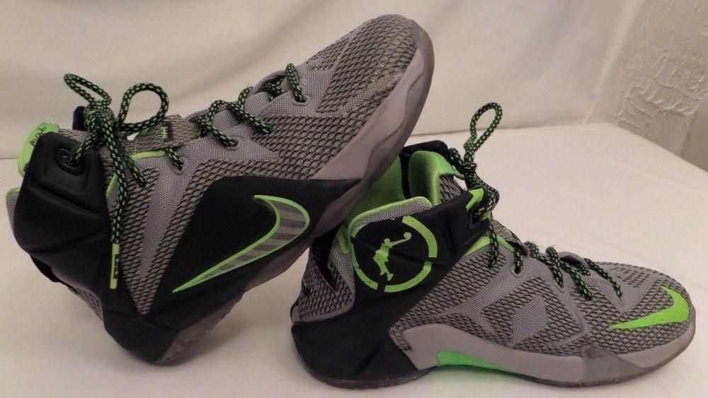 CCLASS A NIKE lebron james high cut basketball shoes kids