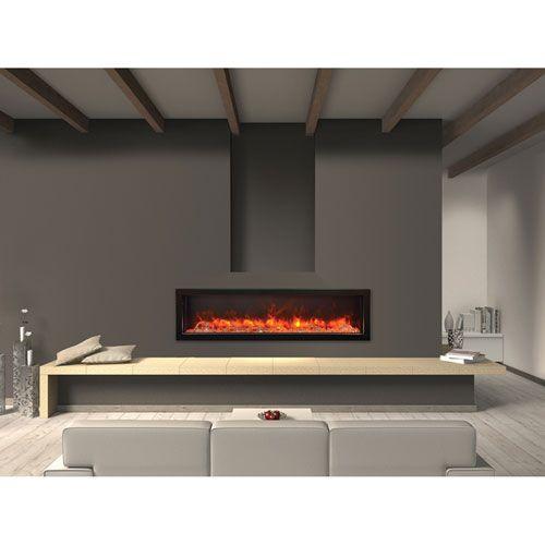 Amantii Electric Fireplaces Bi 60 Deep Panorama 60 In Deep