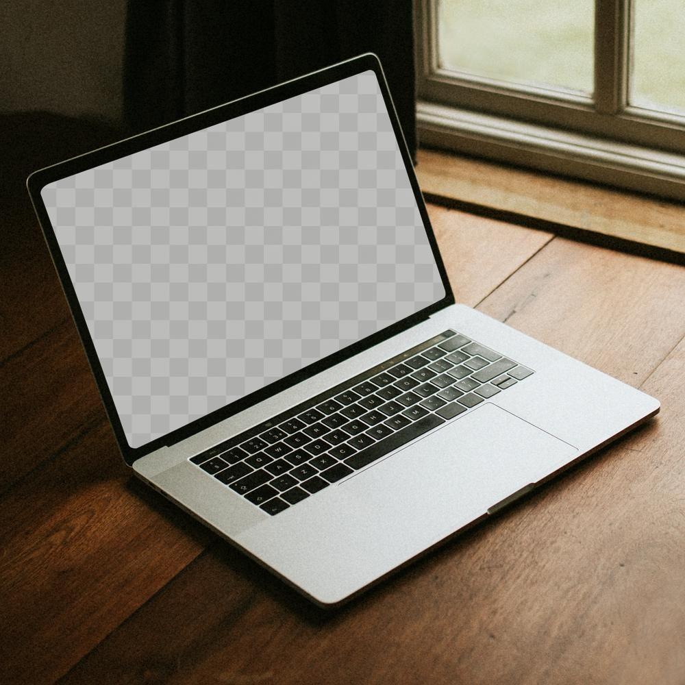 50 Laptop Mockup In Psd Format