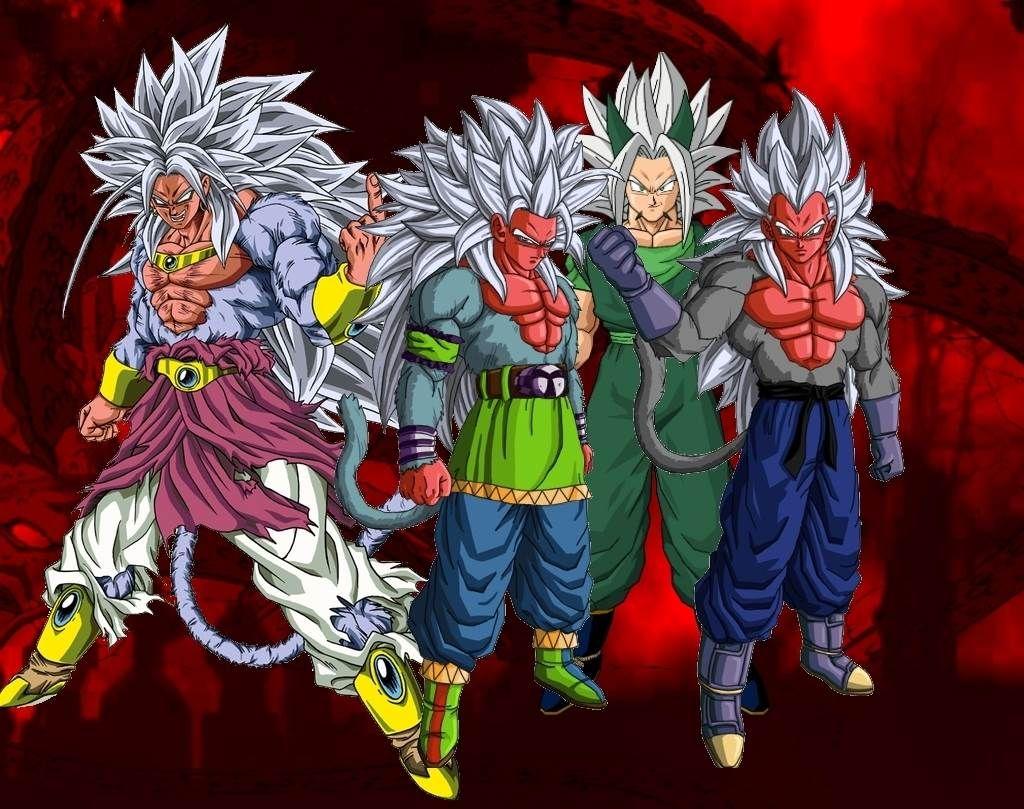 Goku Super Saiyan HD Wallpapers Group 1024x809 4