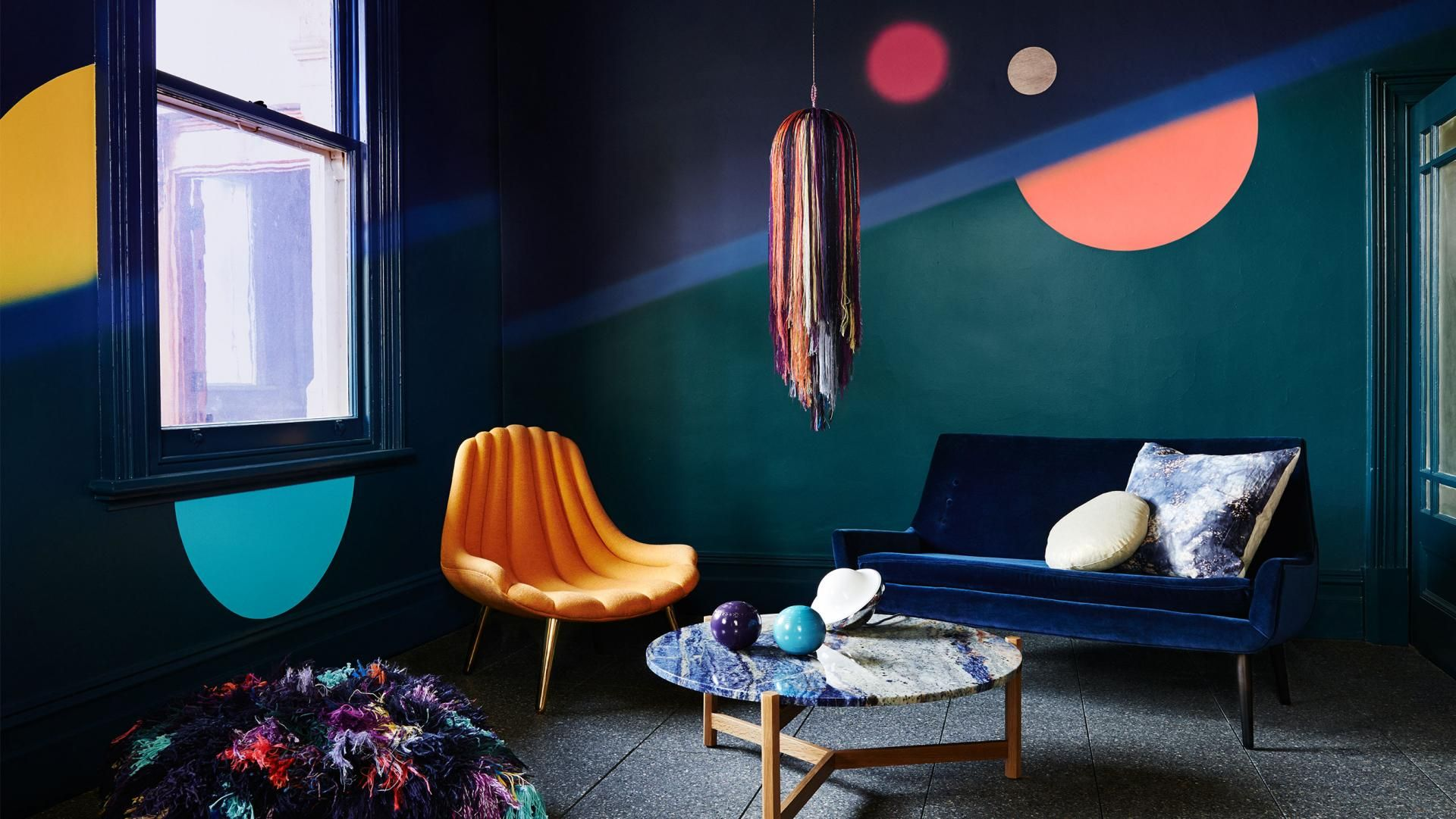 Home interior colour  ways to work velvet into your home decor this fall  fall