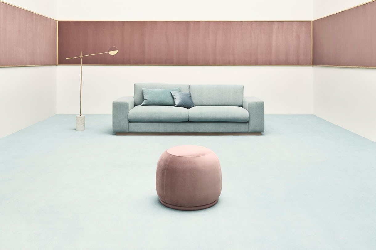 Ligne Roset Bern Bonbon Pouf Soft Furniture In 2019 Furniture