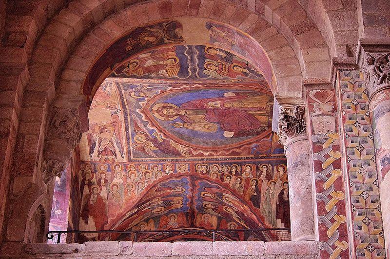 Basilique Saint-Julien . Brioude (Haute-Loire) - Auvergne